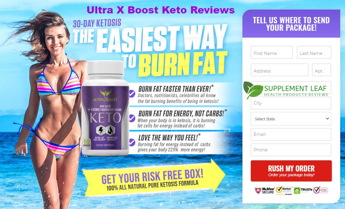 ultra x boost keto results