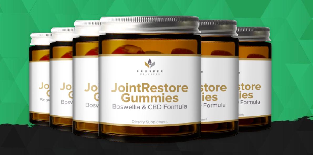 Joint Restore Gummies Reviews buy