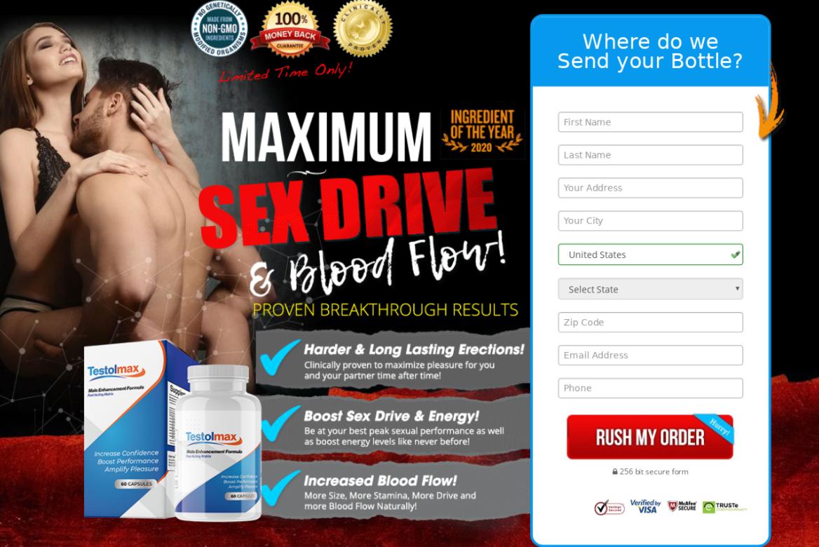 Testolmax Male Enhancement
