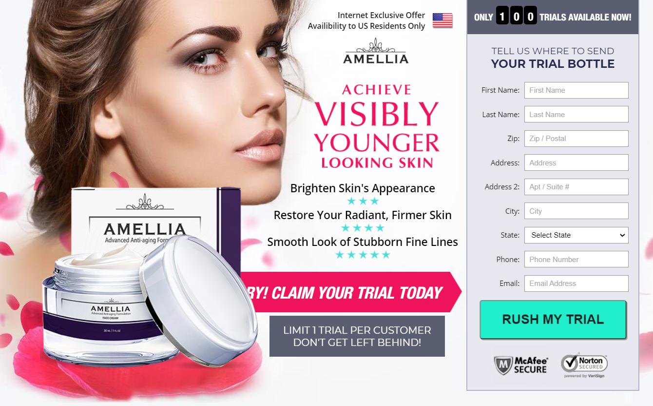 Amellia Skin Cream Reviews